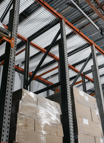 Estimate your energy savings with our facility survey & Cold Storage Construction
